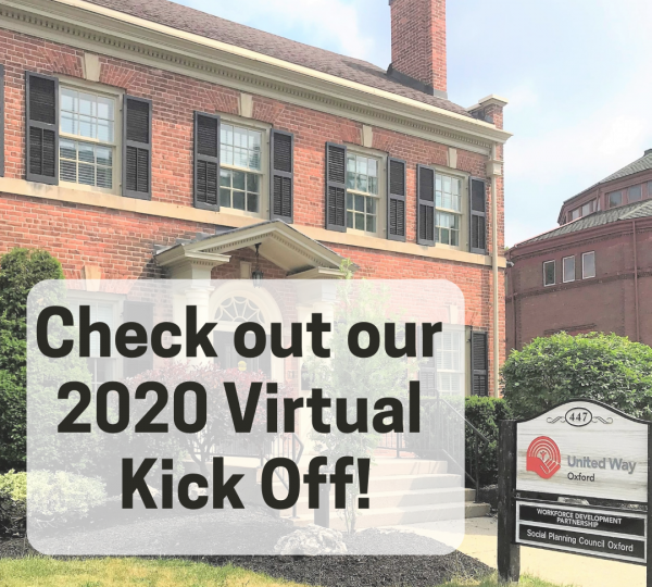 2020 Virtual Community Kick Off