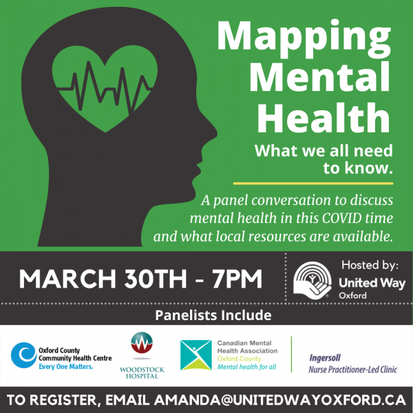 Mapping Mental Health Post